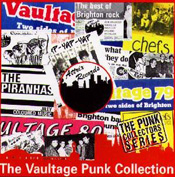 The Vaultage Punk Collection featuring Elvis is Dead by Peter and the Test Tube Babies